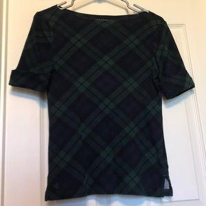 Ralph Lauren Short-Sleeve Top